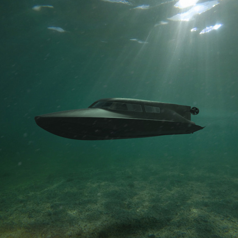 Dsei 2019 Subsea Craft Lifts Veil On Victa Class Diver Delivery Unit 3
